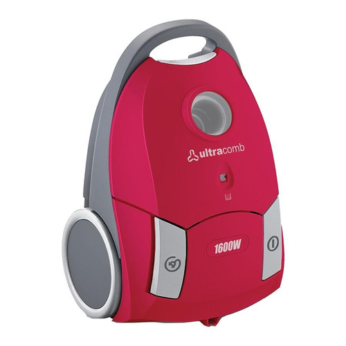 aspiradora ultracomb as4210 1600 watts con bolsa beiro hogar