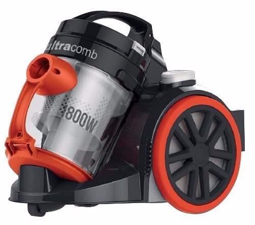 aspiradora ultracomb as4224 s/bolsa ultraciclonica1800w hepa
