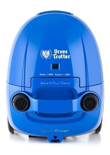 aspiradora ursus trotter silent 1402 azul. ferrelectro