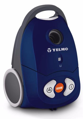 aspiradora yelmo as-3214 1600w 3214 con bolsa 2.5ltrs pce rt