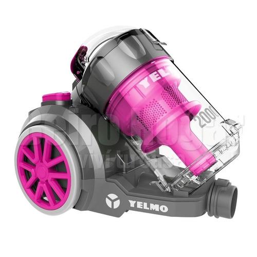 aspiradora yelmo as-3228 2000 w sin bolsa 3.5 lt beiro hogar
