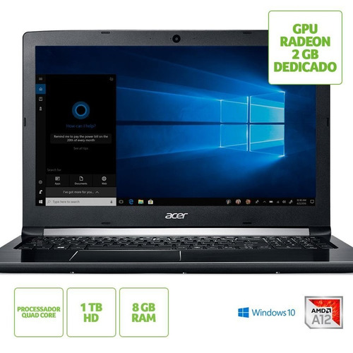 aspire amd notebook acer