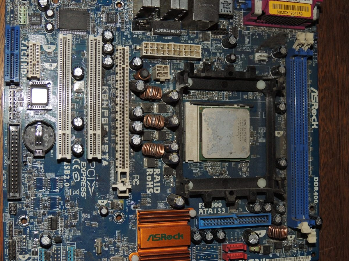 DRIVER: ASROCK K8NF6G-VSTA AMD COOLNQUIET