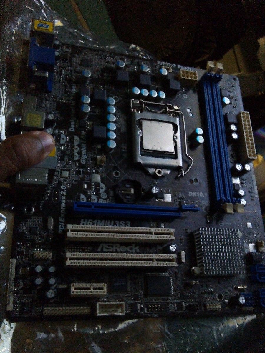 Asrock H61M/U3S3 Atheros LAN Mac