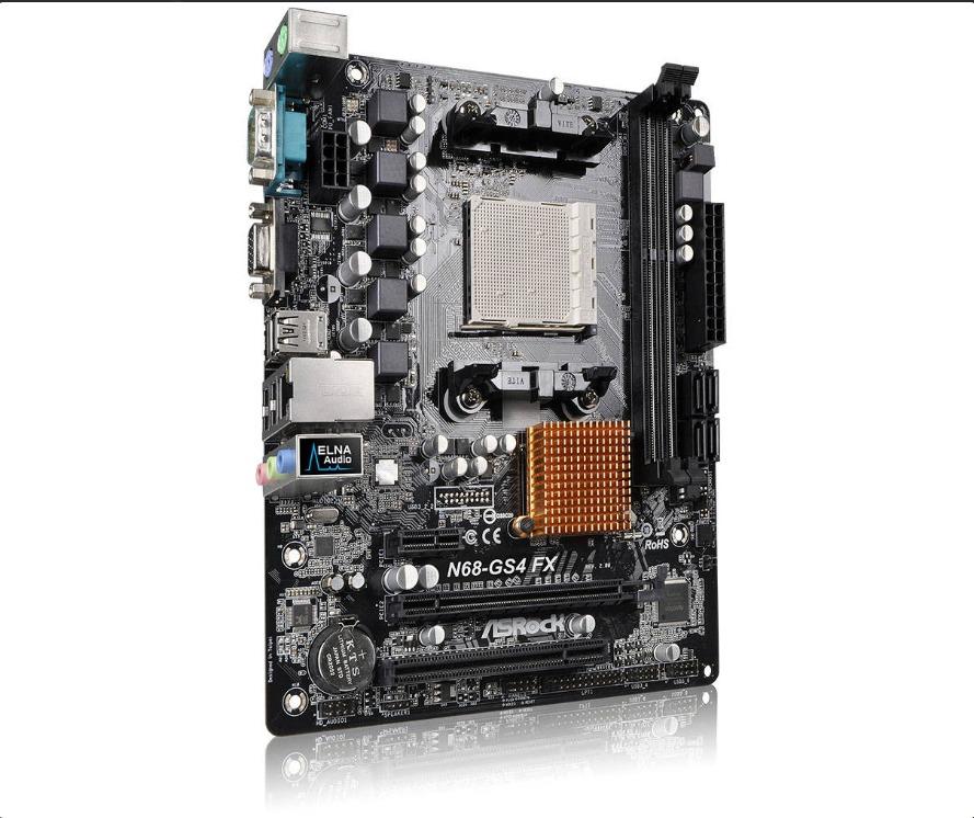 Asrock 880GMH/USB3 R2.0 SATA2 Vista