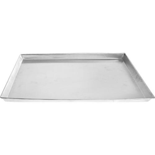 assadeiras alumínio liso pão doce salgados 58 x 70 x 3,5 cm