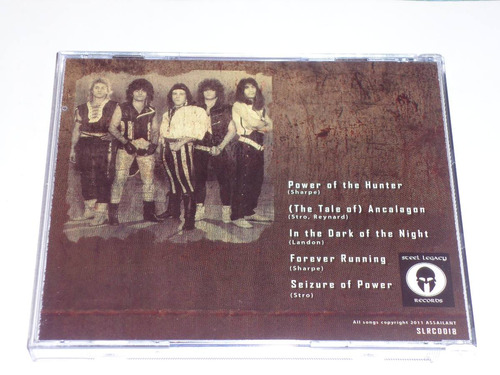 assailant first offense cd cult heavy metal usa