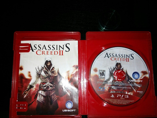 assasins creed 2 ps3