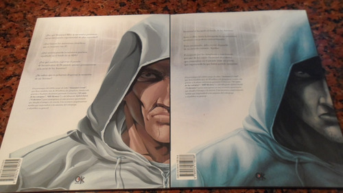 assasin's creed comic 1 y 2