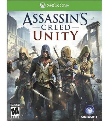 assasins creed unity xbox one codigo digital