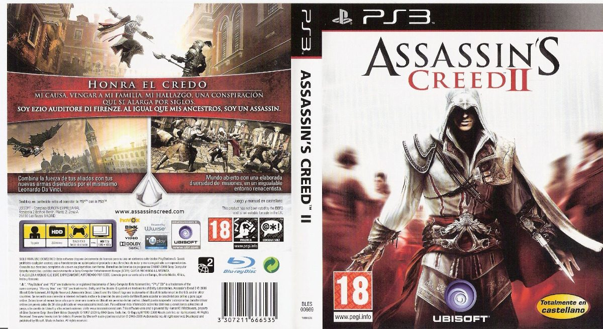 Assassin Creed 2 Ps3 Fisico Original 440 00 En Mercado Libre