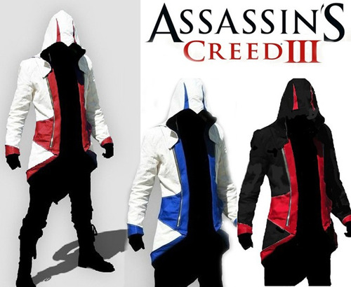 assassin creed 3 connor kenway cosplay