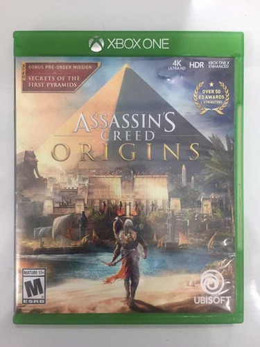 assassin creed origins xbox one