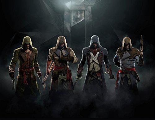 assassin creed unity videojuego xbox one