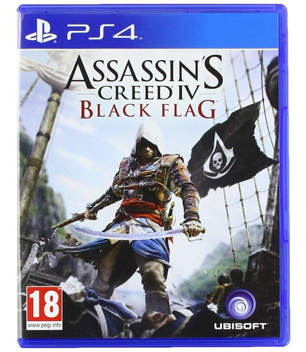 assassin 's creed 4 black flag ps4
