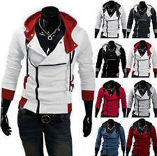 assassin s creed hoodie buzo hoodie slimfit  importado a10