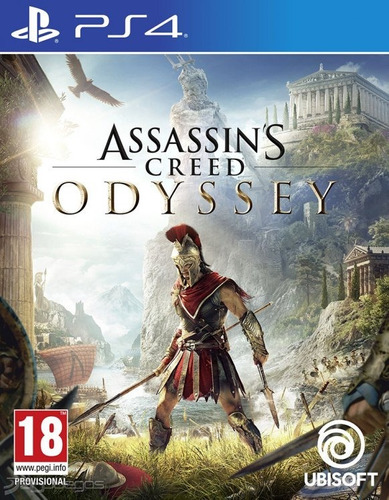 assassin 's creed odyssey ps4