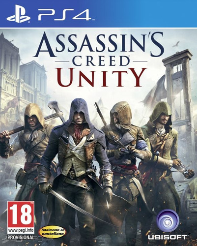 assassin 's creed unity limited edition ps4