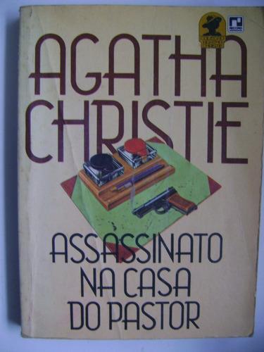 assassinato na casa do pastor agatha christie