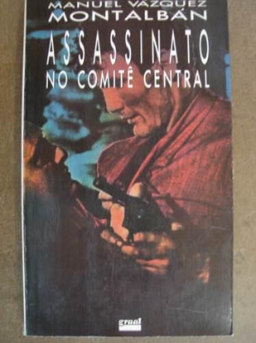 assassinato no comitê central manuel vazquez montalb 29
