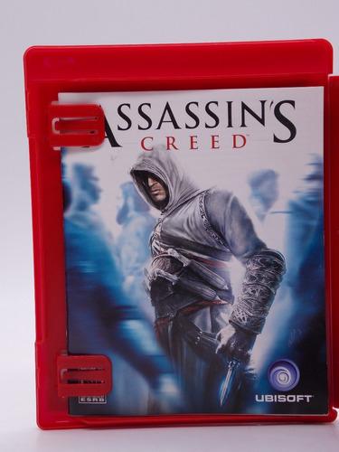 assassins creed 1 play station 3 original mídia física