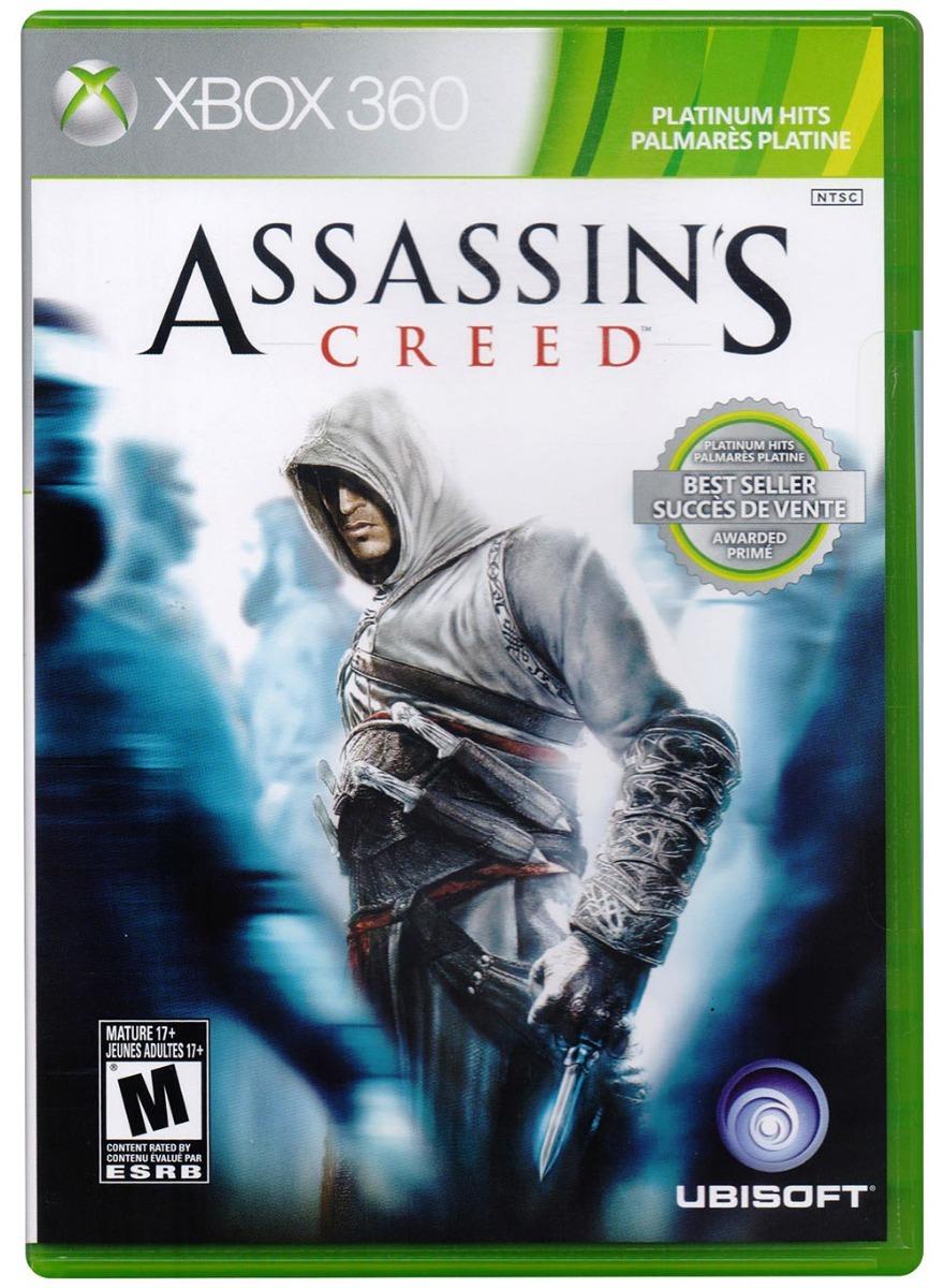 Assassin S Creed 1 Uno Xbox 360 Juego Nuevo En Karzov 369 00 En