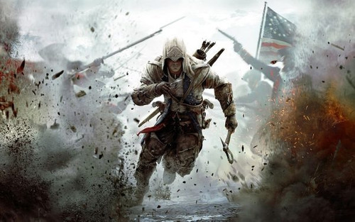 assassins creed 3 ps3 playstation 3 original