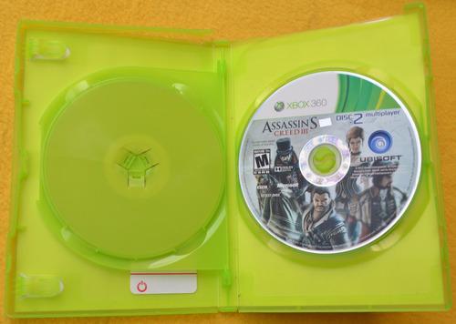 assassin's creed 3 xbox 360 play magic