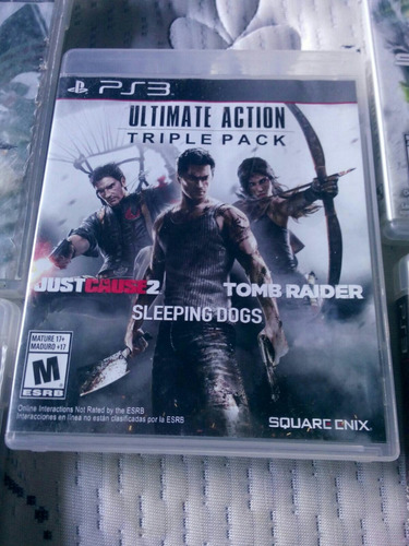 assassins creed 3,fallout new vegas y ultimate action pack