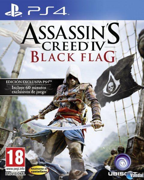 assassin's creed 4: black flag - playstation 4