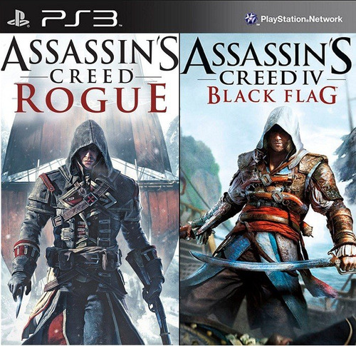 assassin's creed assassin's creed rogue ps3