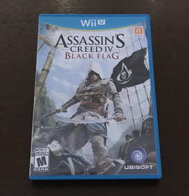 Assassins Creed Black Iv Flag Nintendo Wii U