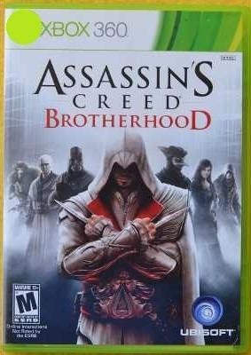 assassin's creed brotherhood xbox 360 play magic