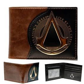 lo último 98fb4 63c64 Assassins Creed Cartera Envio Express Piel Pu Billetera M04