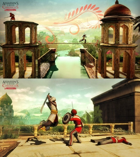 Assassins Creed Chronicles Trilogy Pack Ps Vita 749 00 En