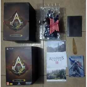 Assassins Creed Collector Edition Freedom Edition Ps3