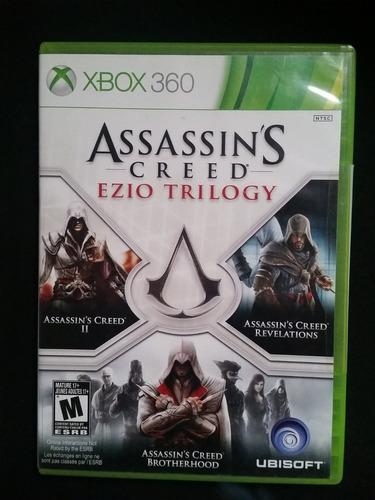 assassin's creed ezio trilogy