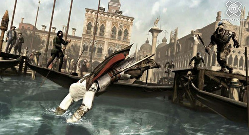 assassin's creed ezio trilogy  fenix games dx