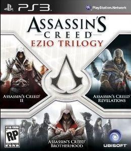 assassins creed: ezio trilogy  nuevo sellado