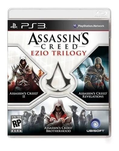 assassins creed ezio trilogy ps3 fisico sellado sevengamer