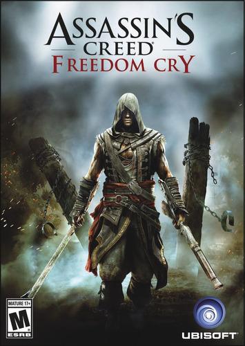assassins creed freedom cry portugues ps3 psn midia digital