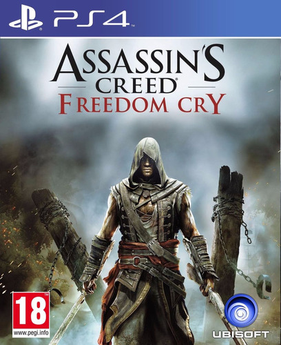 assassins creed freedom cry pt-br - ps4 primaria