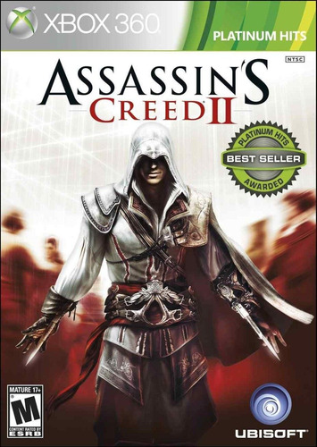 assassin´s creed ii xbox 360 nuevo