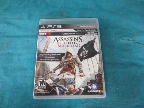 assassin's creed iv black flag - juego - ps3