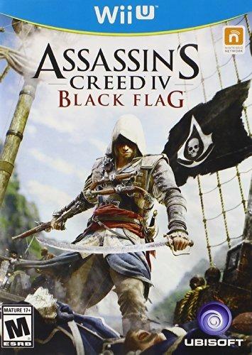 assassins creed iv black flag - nintendo wii u