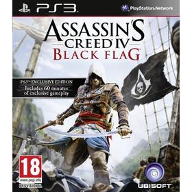 Assassin's Creed Iv: Black Flag Ps3 Digital Nuevo