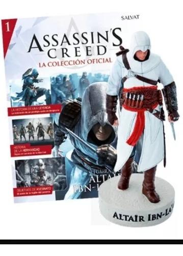 assassin's creed la colección oficial #1 altair