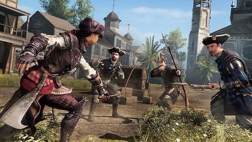 assassin's creed liberation hd juegos digitales ps3