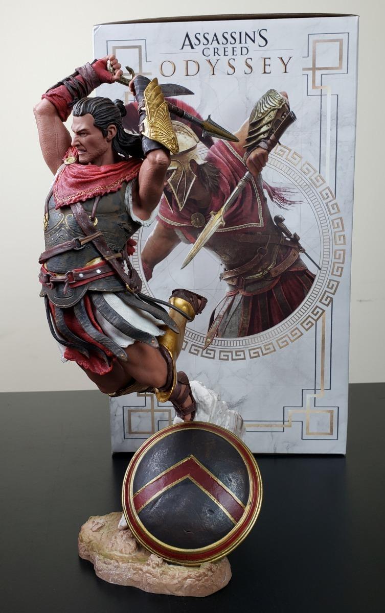 Assassins Creed Odyssey Alexios Figure Pronta Entrega R 459