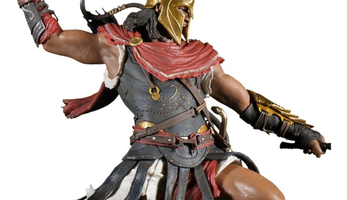 Assassins Creed Odyssey Medusa Edition Ps4 Pronta Entrega R